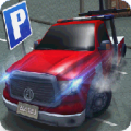 3D Tow Truck Parking EXTENDED thumbnail