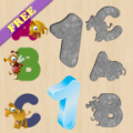 Alphabet Puzzles for Toddlers! thumbnail
