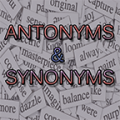 Antonyms Synonyms thumbnail