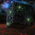 Borg ship background thumbnail