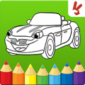 Cars Coloring Book thumbnail