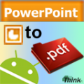 Convert PowerPoint To PDF logo