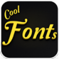 Cool Fonts thumbnail