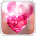 Diamond Hearts Live Wallpaper thumbnail