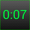 Digital Clock Live Wallpaper-7 thumbnail
