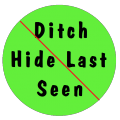 Ditch Hide Last Seen thumbnail