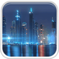 Dubai Night Live Wallpaper thumbnail