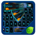 Electric GO Keyboard theme thumbnail