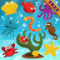 Fishes Puzzles for Toddlers ! thumbnail