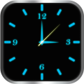 Glowing Clock Locker - Blue thumbnail