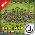 Maps of Clash Of Clans thumbnail