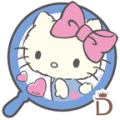 Kawaii Widget Hello Kitty Tiny Chum thumbnail