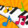 Kids Piano Games FREE thumbnail