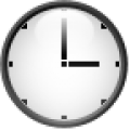 Light Analog Clock LW-7 thumbnail