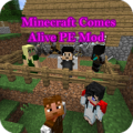 Minecraft Comes Alive PE Mod thumbnail