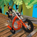 Motorcycle Stunt Jungle thumbnail