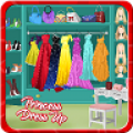 Princess Dress Up Prom Salon thumbnail