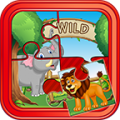 Puzzle Game Wild Animals thumbnail