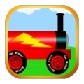 Racing Trains Memory Game thumbnail