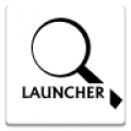 Search based launcher thumbnail