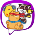 Stickers for Viber thumbnail