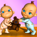 Talking Baby Twins - Babsy thumbnail