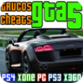 Trucos Cheats GTA 5 thumbnail