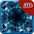 Tunnel 3D Live Wallpaper thumbnail