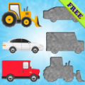Vehicles Puzzles for Toddlers! thumbnail