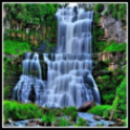 waterfall wallpaper thumbnail