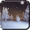 Winter Forest Live Wallpaper thumbnail