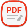 Write on PDF thumbnail