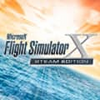 Microsoft Flight Simulator X logo