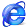 Internet Explorer 8 logo