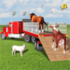 Animal Transport Simulator 3D - Farm Truck Driving thumbnail