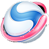 Baidu Browser logo