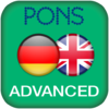 Dictionary English-German ADVANCED by PONS thumbnail