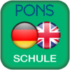 Dictionary English-German SCHOOL by PONS thumbnail