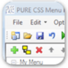 Pure CSS Menu Maker thumbnail