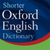 Shorter Oxford English Dictionary 6 ed. thumbnail