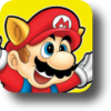 Super Mario Bros logo