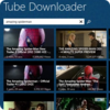 Tube Downloader for Windows 8 thumbnail