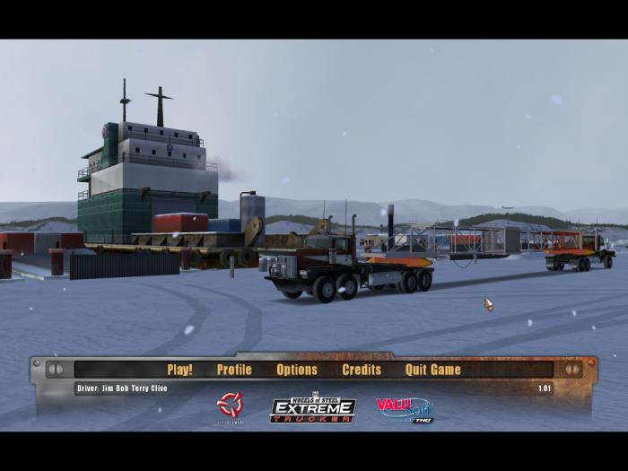 extreme trucker 2 free download