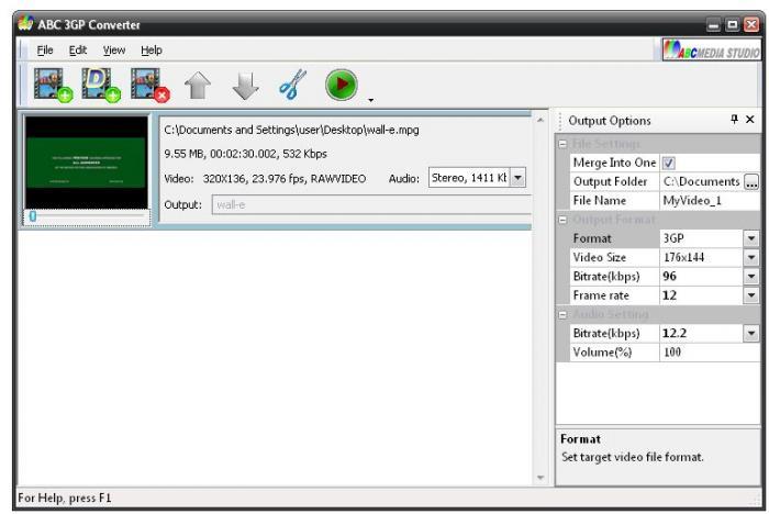 Abc 3gp/mp4 converter download.