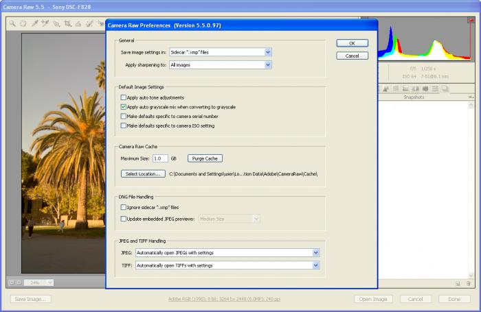 Adobe camera raw 8. 7. 54 (free) download latest version in.