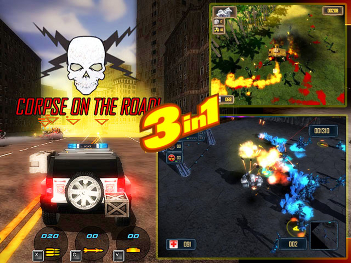 Battle Cars Games Pack - Free Download