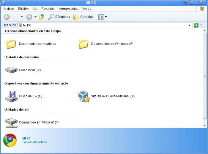Chrome XP - Free Download