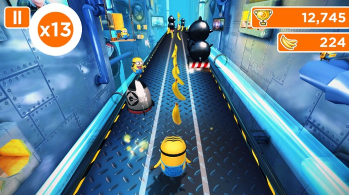 100% working] despicable me: minion rush for pc game [official.