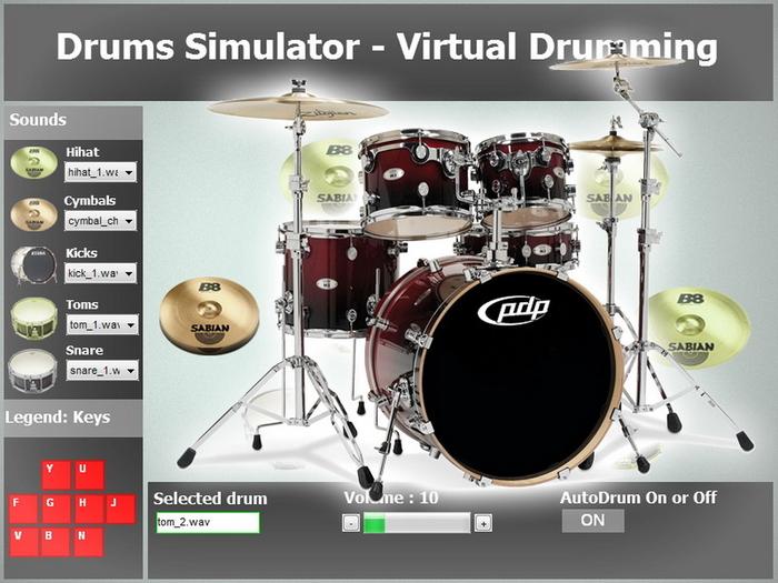 Top 3 free drum machine software.