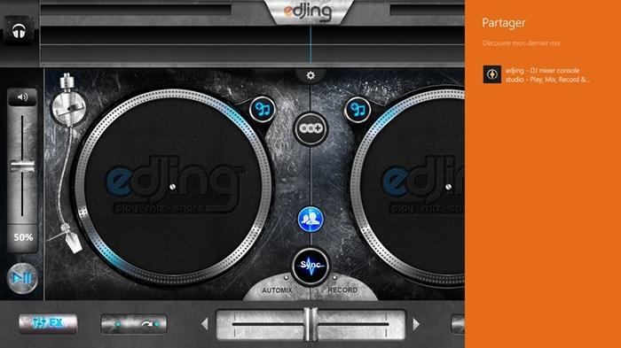 edjing for Windows 10 - Free Download